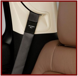 AutoInformed.com - Ford Inflatable Seat Belt