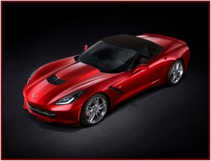 2014 Chevrolet Corvette Stingray Convertible 2013 New York Auto Show