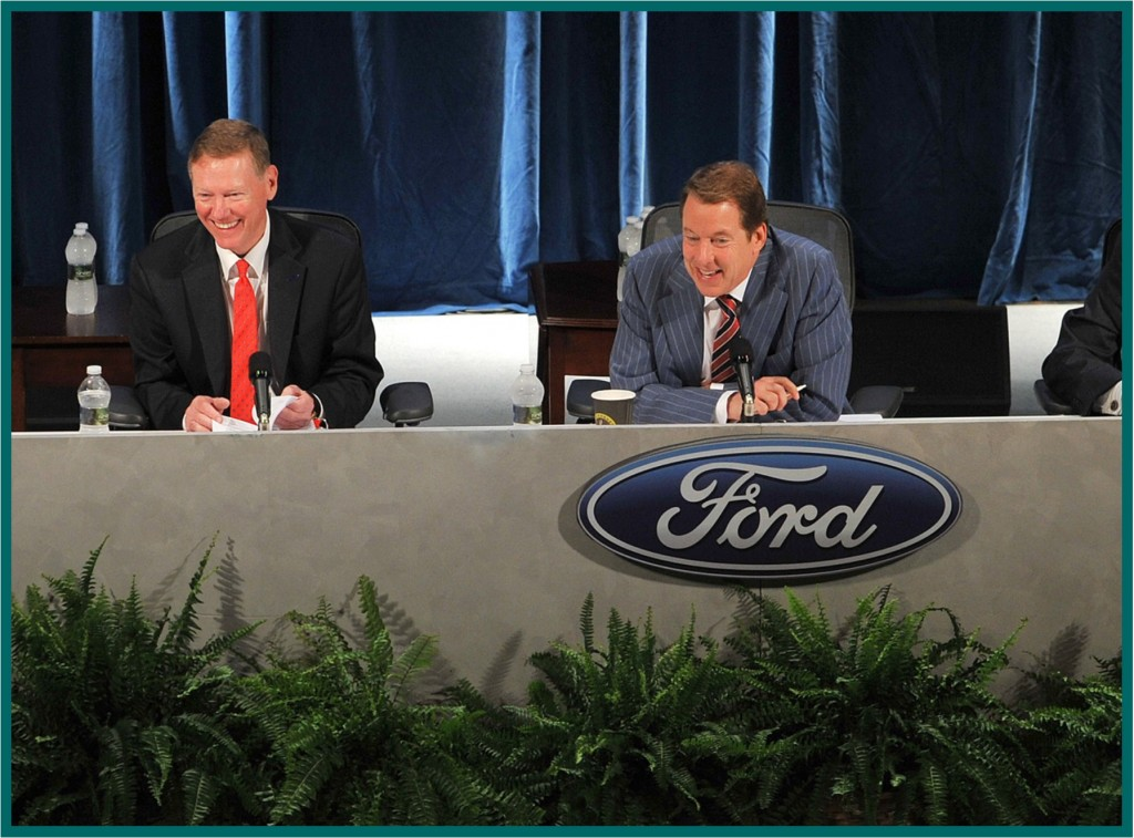 Ford motor company of canada annual report for Ford motor company annual report