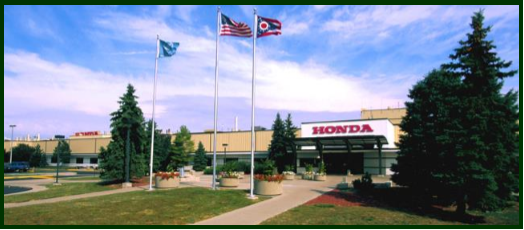 is the marysville ohio honda plant union