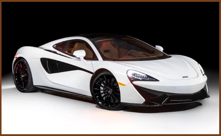 AutoInformed - McLaren 570GT